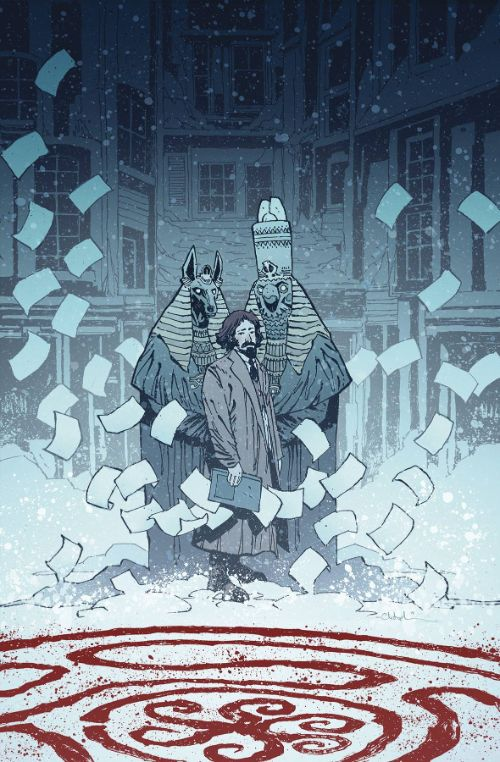 WITCHFINDER: THE REIGN OF DARKNESS#4