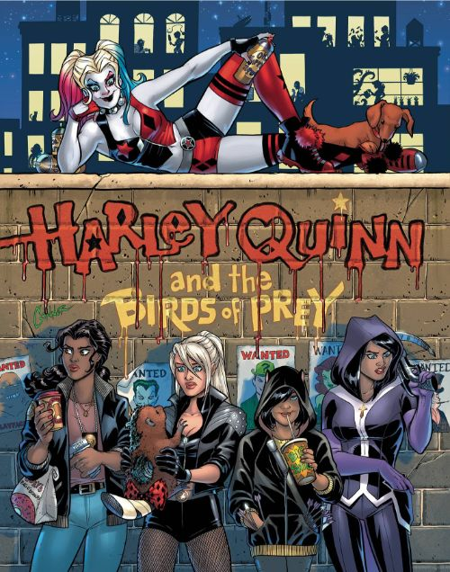 HARLEY QUINN AND THE BIRDS OF PREY#1
