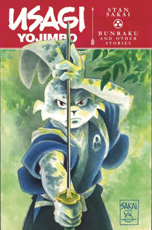 USAGI YOJIMBO VOL 01: BUNRAKU AND OTHER STORIES