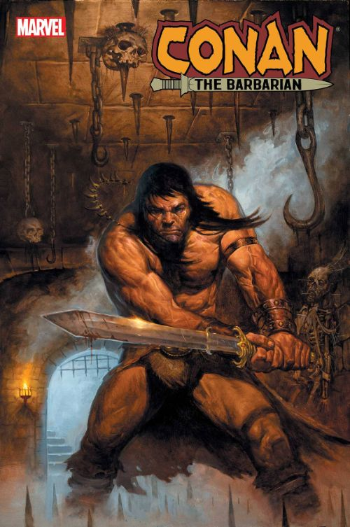 CONAN THE BARBARIAN#13