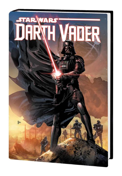STAR WARS: DARTH VADER--DARK LORD OF THE SITH VOL 02