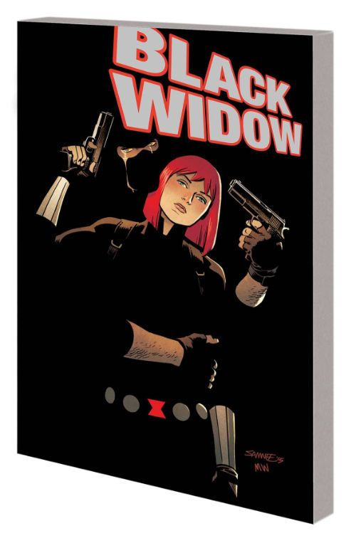 BLACK WIDOW BY WAID AND  SAMNEE--THE COMPLETE COLLECTION