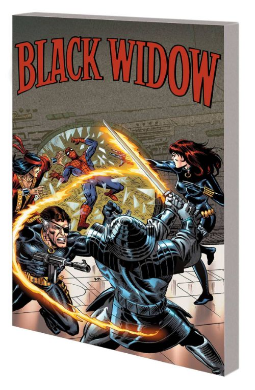 BLACK WIDOW: MARVEL TEAM-UP
