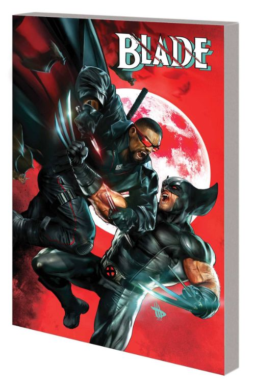 BLADE BY MARC GUGGENHEIM--THE COMPLETE COLLECTION