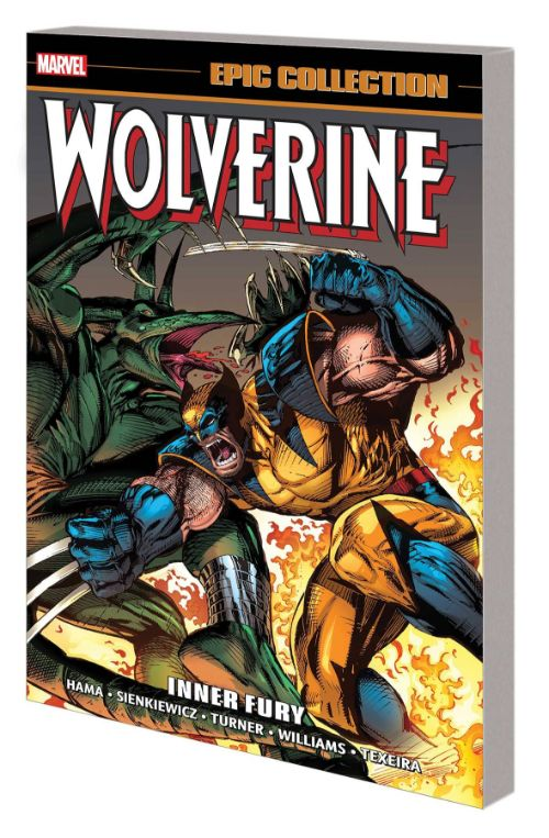 WOLVERINE EPIC COLLECTION VOL 06: INNER FURY
