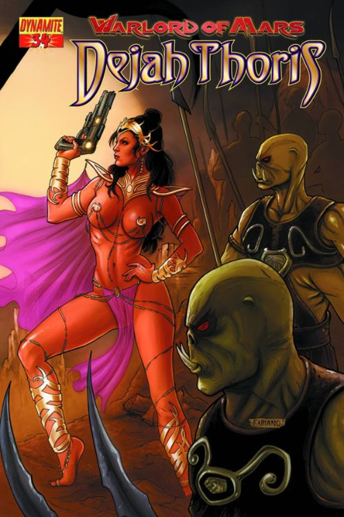 ART OF DEJAH THORIS AND THE WORLDS OF MARSVOL 01