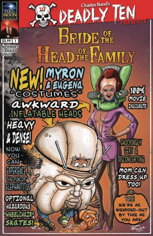 DEADLY TEN PRESENTS: BRIDE OF THE HEAD OF THE FAMILY