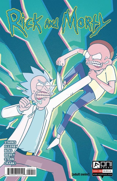 RICK AND MORTY#59