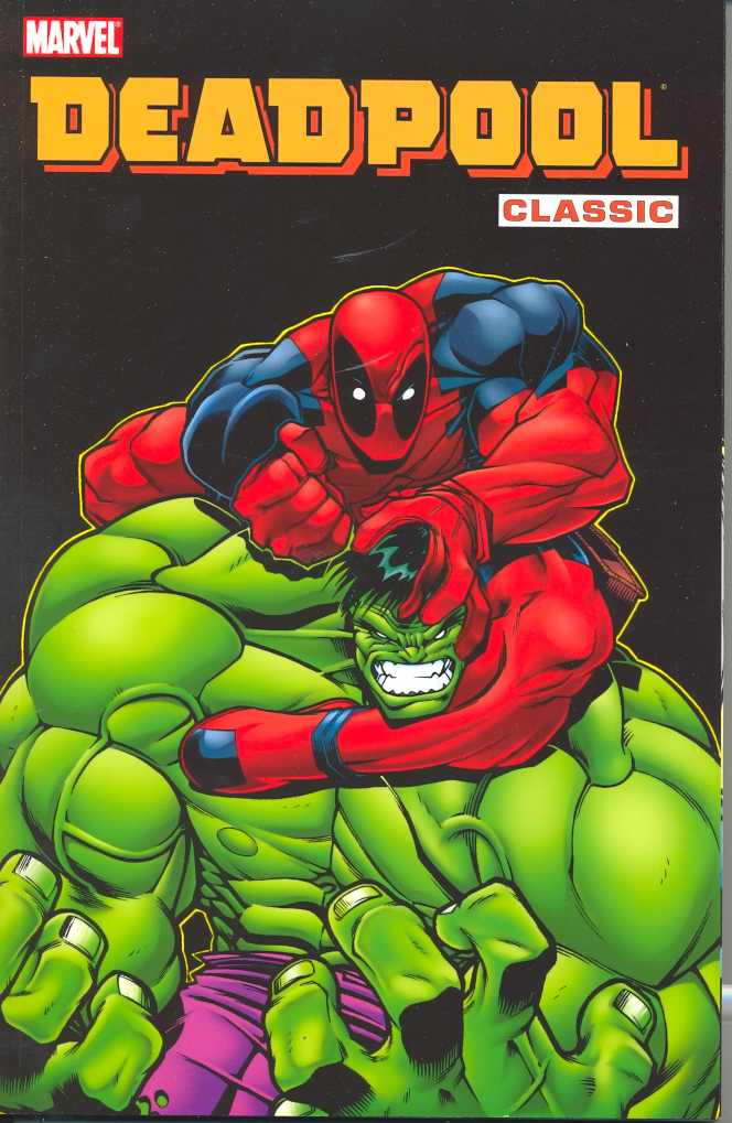 DEADPOOL CLASSIC VOL 02