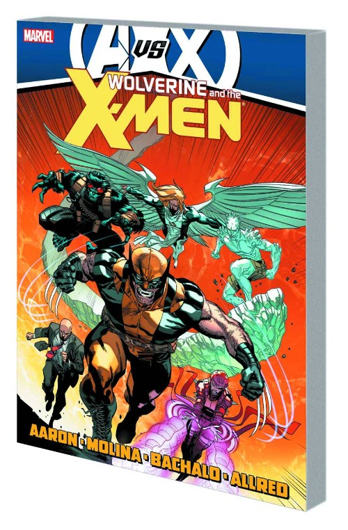 WOLVERINE AND THE X-MEN VOL 04