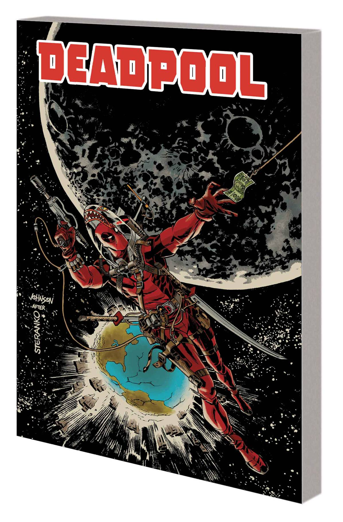 DEADPOOL BY DANIEL WAY: THE COMPLETE COLLECTION VOL 03