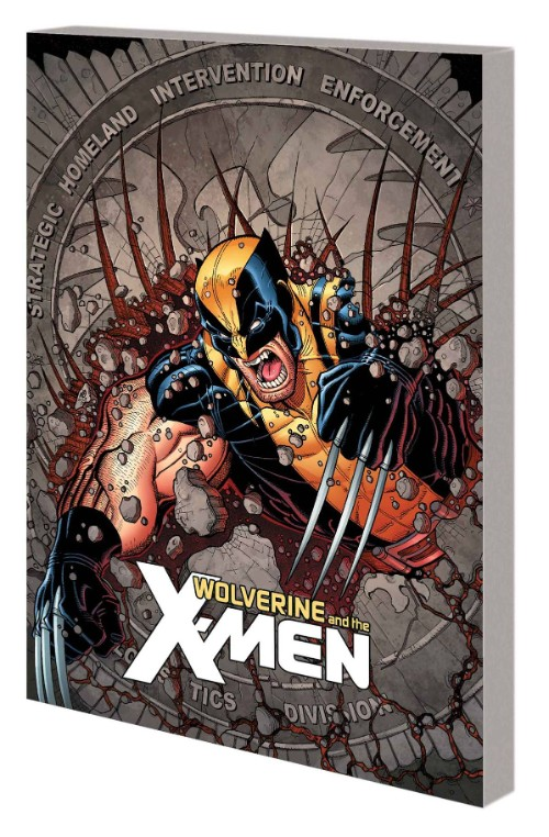 WOLVERINE AND THE X-MEN VOL 08