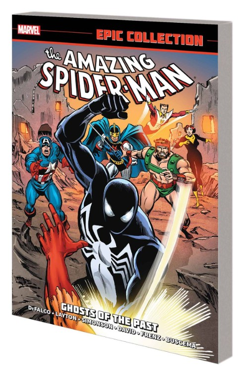 AMAZING SPIDER-MAN EPIC COLLECTION VOL 15: GHOSTS OF THE PAST