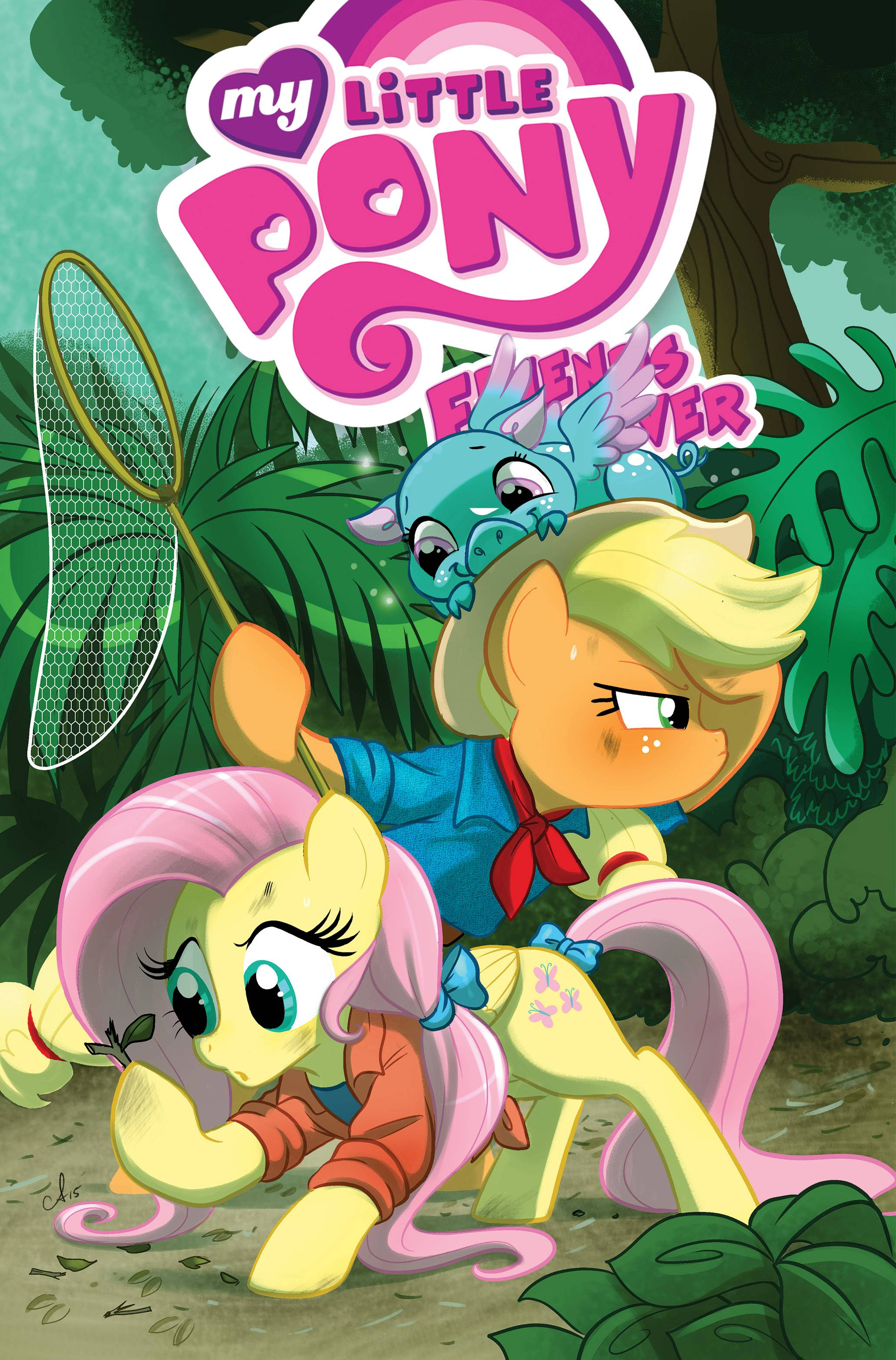 MY LITTLE PONY: FRIENDS FOREVER VOL 06