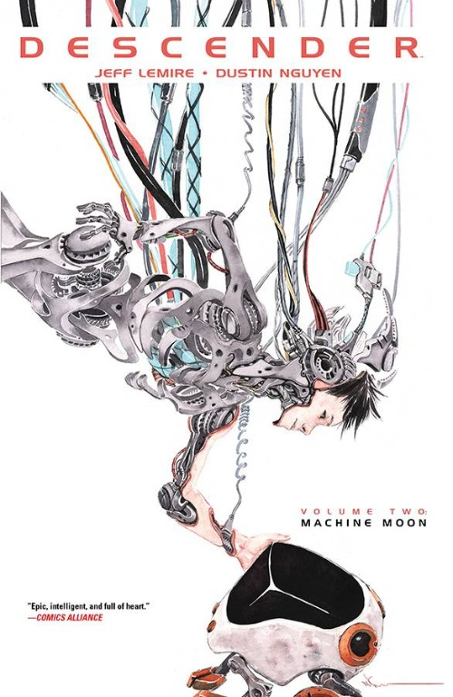 DESCENDER VOL 02: MACHINE MOON