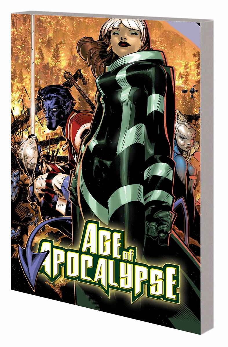 X-MEN: AGE OF APOCALYPSE--TWILIGHT