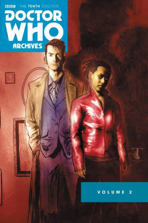 DOCTOR WHO: THE TENTH DOCTOR ARCHIVES VOL 02
