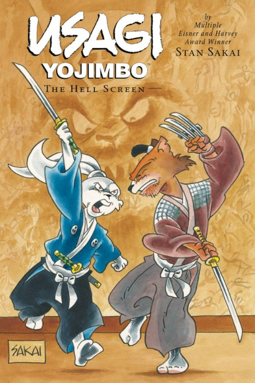 USAGI YOJIMBO VOL 31: THE HELL SCREEN