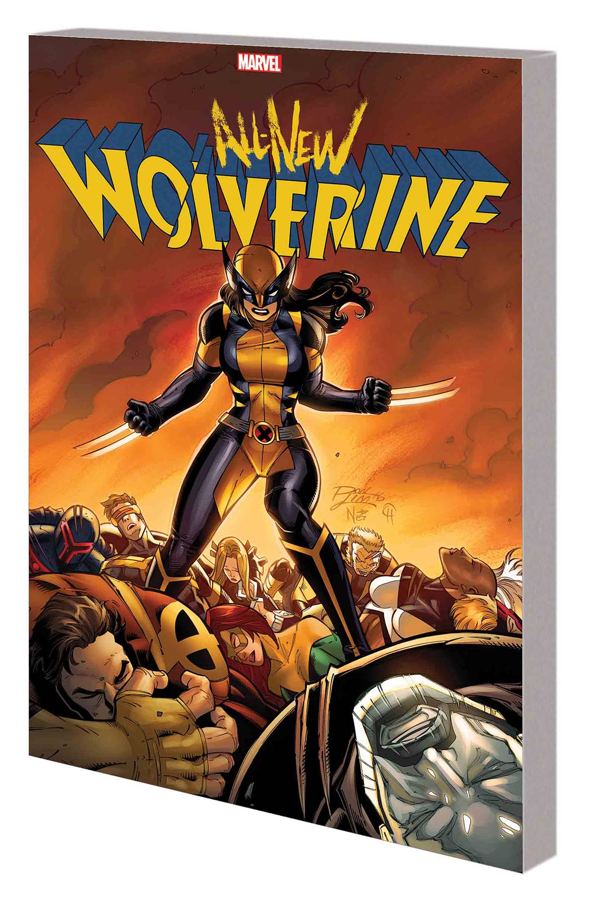 ALL-NEW WOLVERINE VOL 03: ENEMY OF STATE II