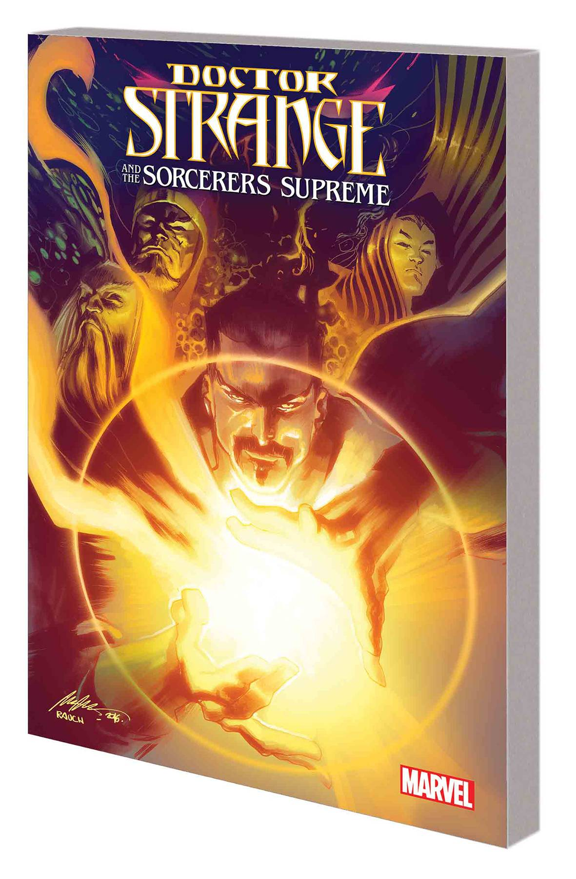 DOCTOR STRANGE AND THE SORCERERS SUPREME VOL 01: OUT OF TIME