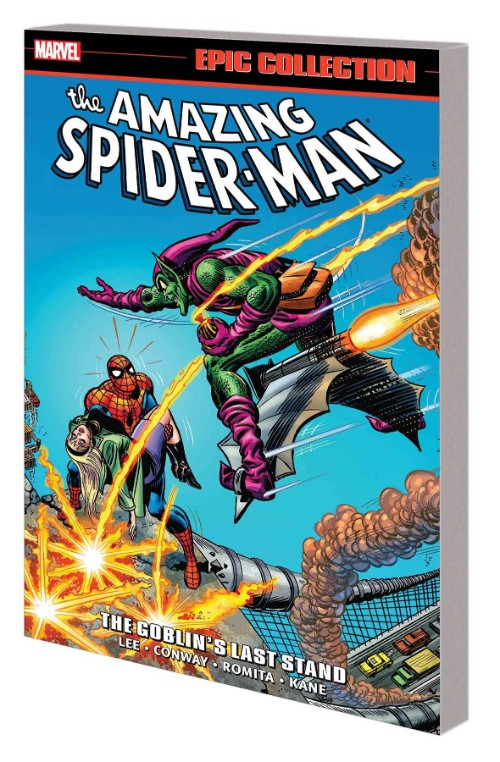 AMAZING SPIDER-MAN EPIC COLLECTION VOL 07: THE GOBLIN'S LAST STAND