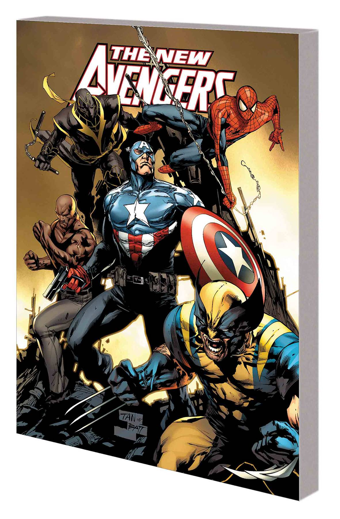 NEW AVENGERS BY BRIAN MICHAEL BENDIS: THE COMPLETE COLLECTION VOL 04