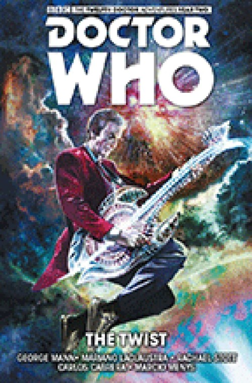DOCTOR WHO: THE TWELFTH DOCTOR VOL 05: THE TWIST