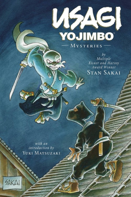 USAGI YOJIMBO VOL 32: MYSTERIES
