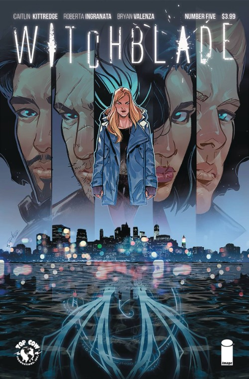 WITCHBLADE#5