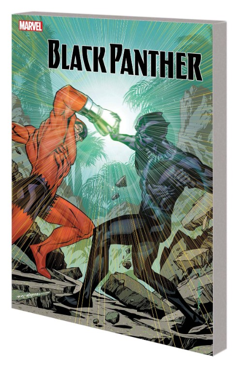 BLACK PANTHERBOOK 05: AVENGERS OF NEW WORLD PART 2