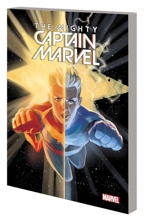 MIGHTY CAPTAIN MARVEL VOL 03: DARK ORIGINS