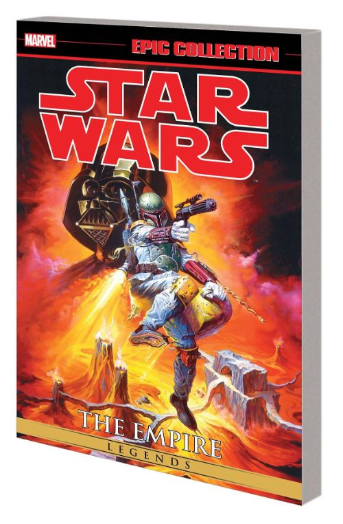 STAR WARS LEGENDS EPIC COLLECTION: THE EMPIRE VOL 04