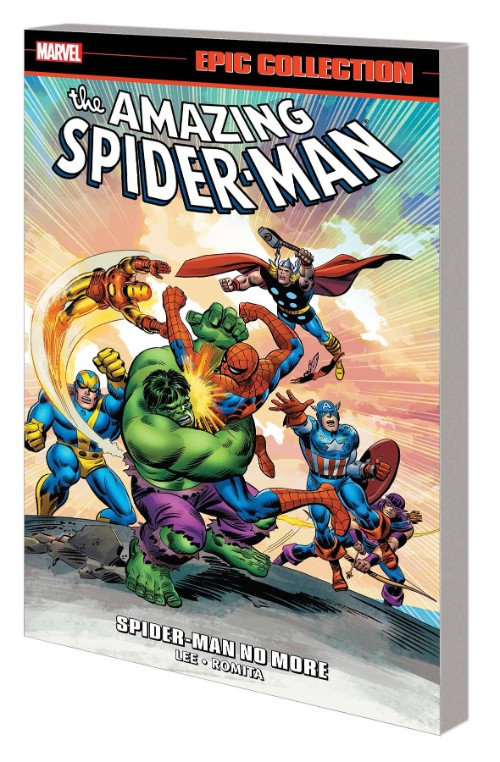 AMAZING SPIDER-MAN EPIC COLLECTION VOL 03: SPIDER-MAN NO MORE