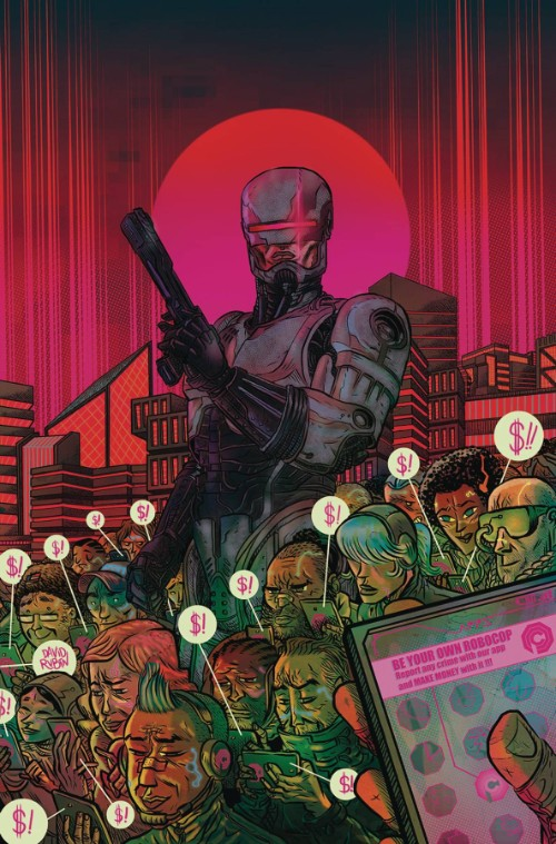 ROBOCOP: CITIZENS ARREST#1