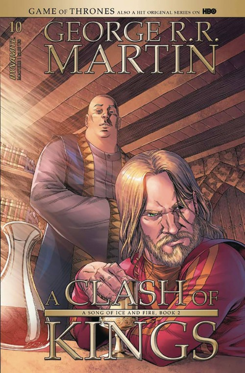 GAME OF THRONES: A CLASH OF KINGS#10