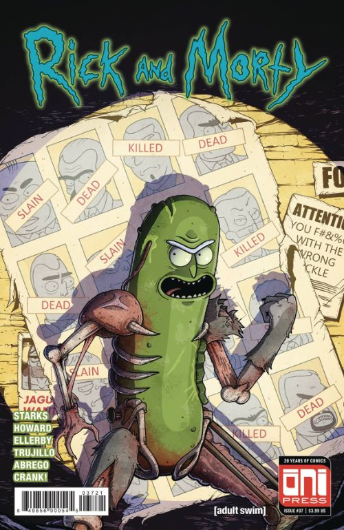 RICK AND MORTY#37