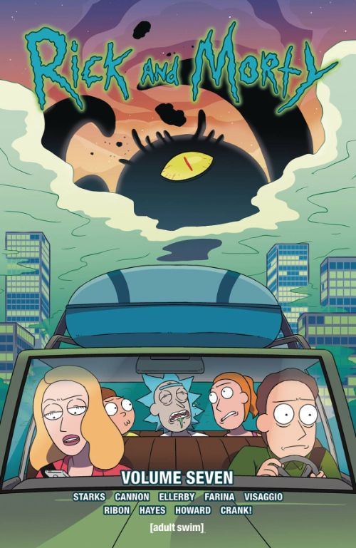 RICK AND MORTY VOL 07