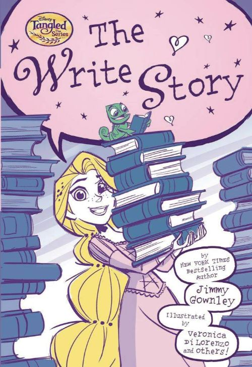 DISNEY TANGLED: THE SERIES VOL 02: THE WRITE STORY