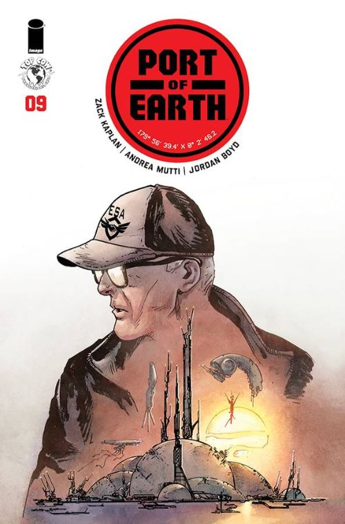 PORT OF EARTH#9
