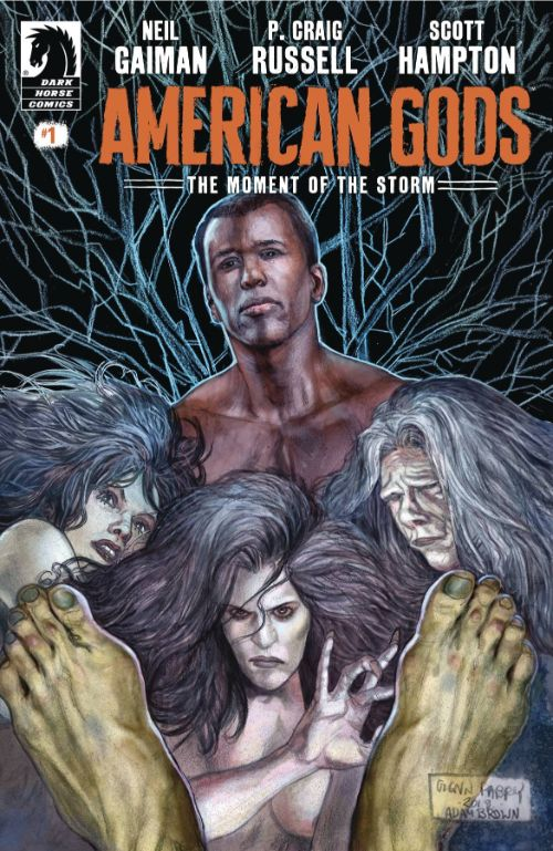 AMERICAN GODS: THE MOMENT OF THE STORM#1