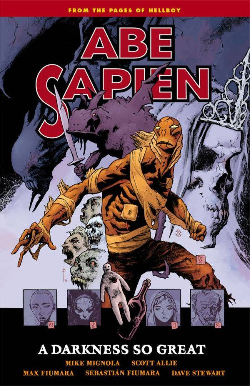 ABE SAPIENVOL 06: DARKNESS SO GREAT