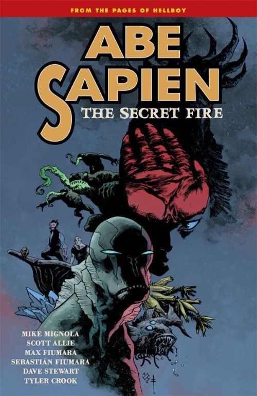 ABE SAPIENVOL 07: SECRET FIRE