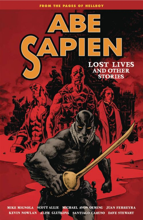 ABE SAPIENVOL 09: LOST LIVES AND OTHER STORIES