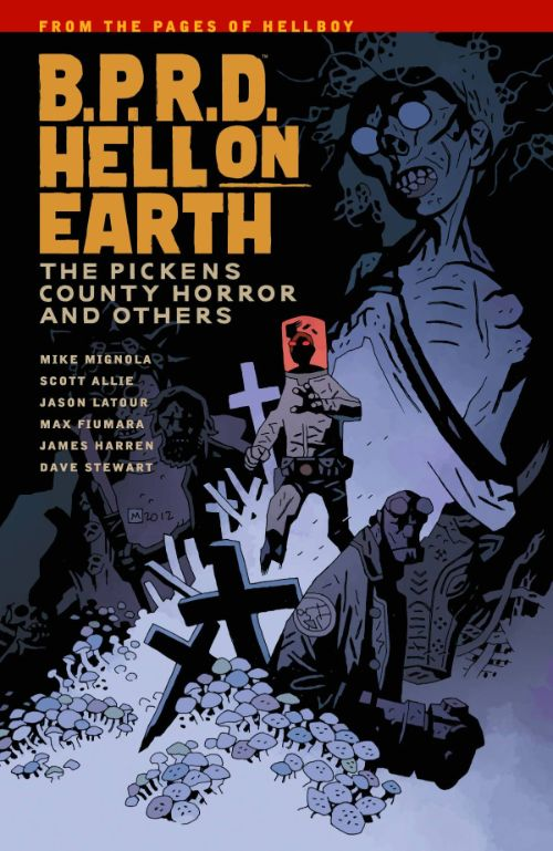 B.P.R.D. HELL ON EARTHVOL 05: PICKENS COUNTY HORROR