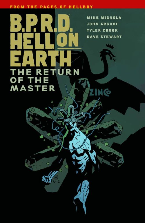 B.P.R.D. HELL ON EARTHVOL 06: RETURN OF MASTER