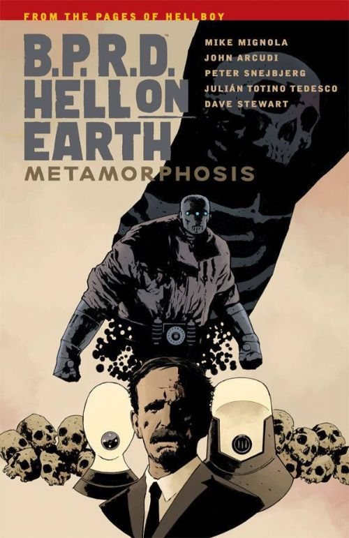 B.P.R.D. HELL ON EARTHVOL 12: METAMORPHOSIS