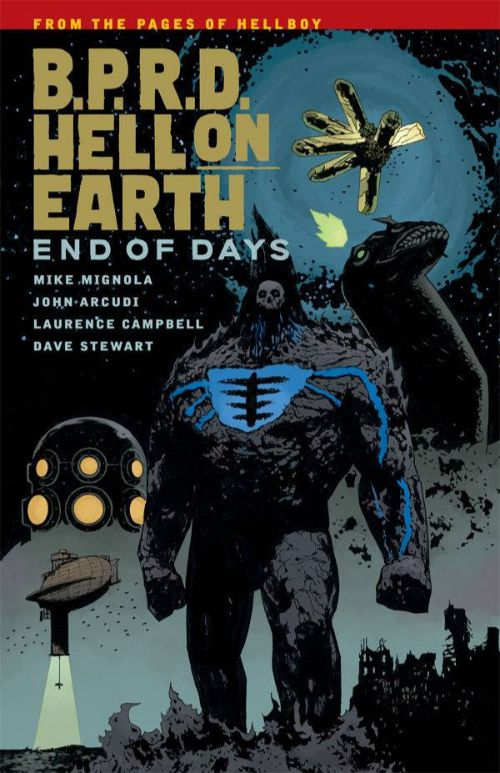 B.P.R.D. HELL ON EARTHVOL 13: END OF DAYS