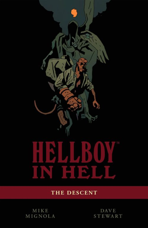 HELLBOY IN HELLVOL 01: DESCENT