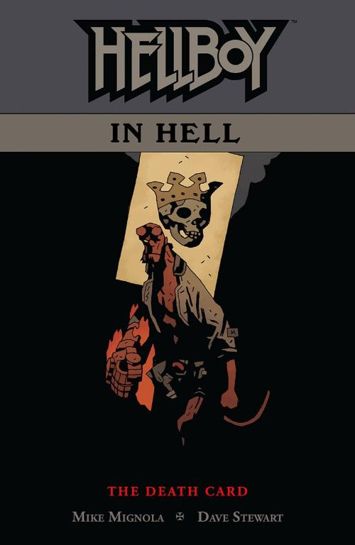 HELLBOY IN HELLVOL 02: DEATH CARD