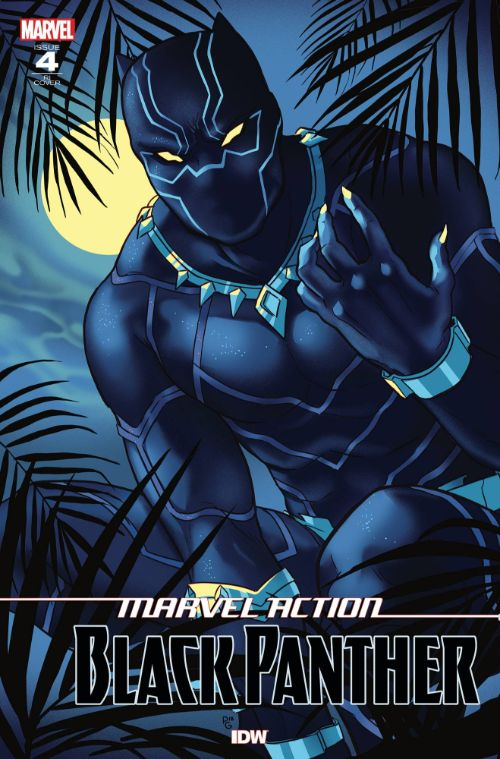 MARVEL ACTION: BLACK PANTHER#4